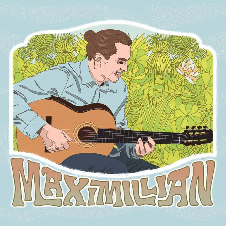 Maximillian Cover Art